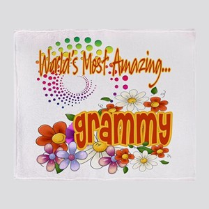 Most Amazing Grammy Throw Blanket