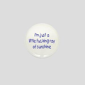 Little Ray Of Sunshine Mini Button