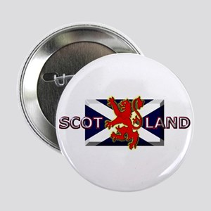 "Scotland Football Fashion 2.25"" Button (10 pack)"
