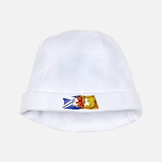 Scotland Football Fashion baby hat