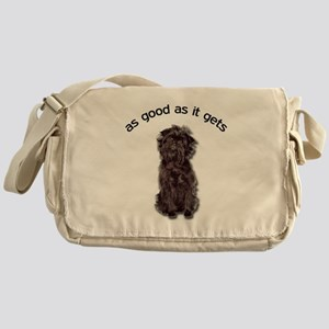 Good Affenpinscher Messenger Bag