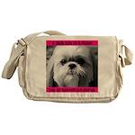 Shih Tzu Heaven Messenger Bag