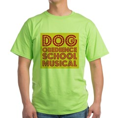Dog Obedience School Musical T-Shirt