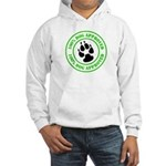 Dog Approved Hooded Sweatshirt