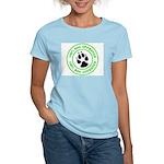 Dog Approved Women's Light T-Shirt