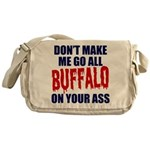 Buffalo Football Messenger Bag