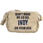 Indianapolis Football Messenger Bag