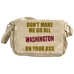 Washington Football Messenger Bag