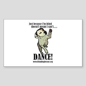 DancerDesignBlack Sticker