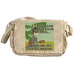 Bet Your Ass Messenger Bag
