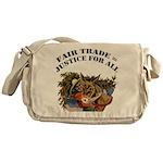 Fair Trade Messenger Bag