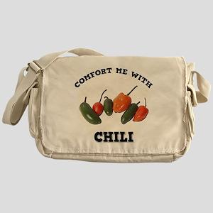 Comfort Chili Messenger Bag