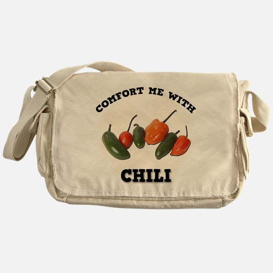 Comfort Chili Messenger Bag