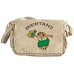 Biertanz Oktoberfest Messenger Bag