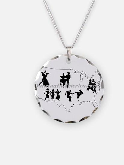 DancingInAmerica.com Necklace