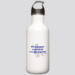 Swing Dance Fools Stainless Water Bottle 1.0L