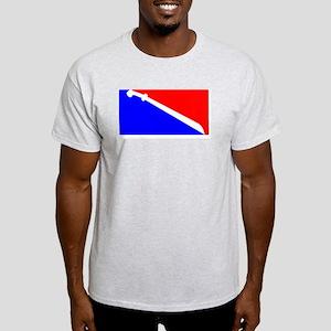 Plain Bolo Sport Ash Grey T-Shirt