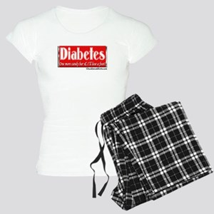 Diabetes Women's Light Pajamas