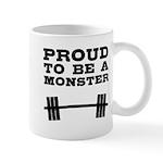 Lift like a MONSTAR Mug
