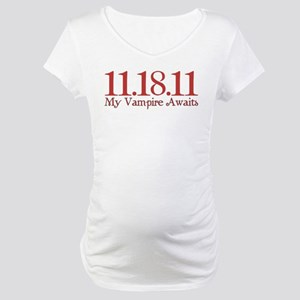 11.18.11 Maternity T-Shirt