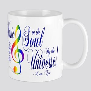 Music in the Soul Mug