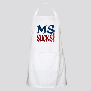 MS Sucks! BBQ Apron