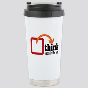 Think Stainless Steel Travel Mug