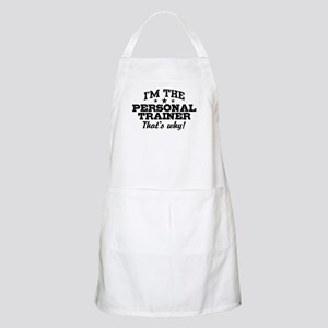 Funny Personal Trainer Apron