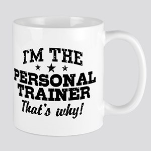 Funny Personal Trainer Mug