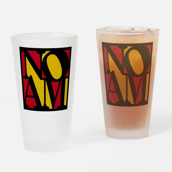 Propaganda Drinking Glass