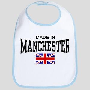 Made In Manchester Bib