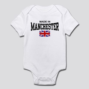 Made In Manchester Infant Bodysuit