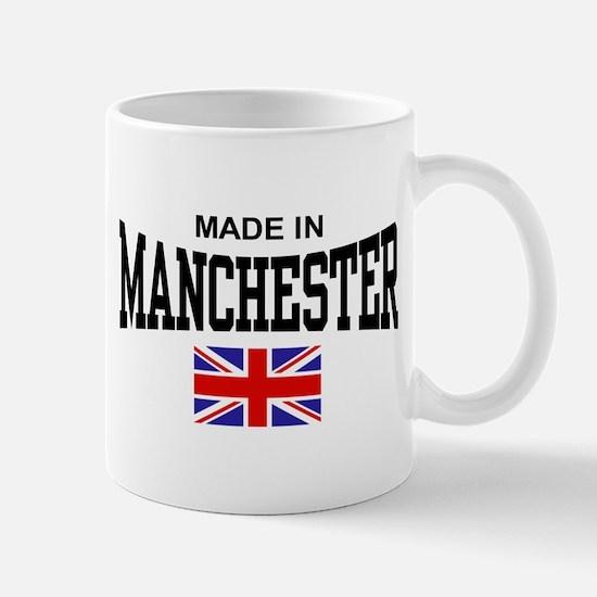 Made In Manchester Mug