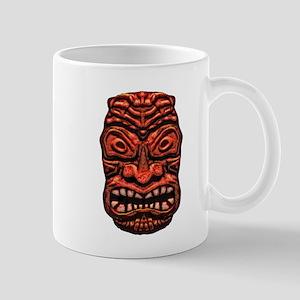 Stone Face Tiki Mug