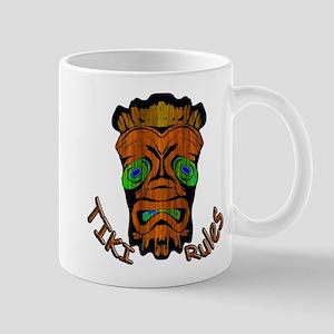 Tiki Rules Mug