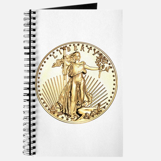 The Liberty Gold Coin Journal
