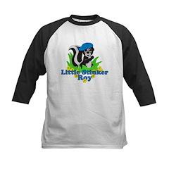 Little Stinker Roy Kids Baseball Jersey
