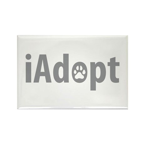 iAdopt Rectangle Magnet
