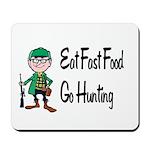 hunting Mousepad