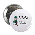 """hunting 2.25"""" Button (10 pack)"""