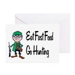 hunting Greeting Cards (Pk of 20)