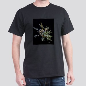 Leafy Backside Dark T-Shirt