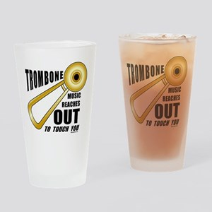Trombone Touch Drinking Glass