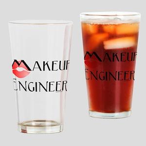 Makeup Engineer Drinking Glass