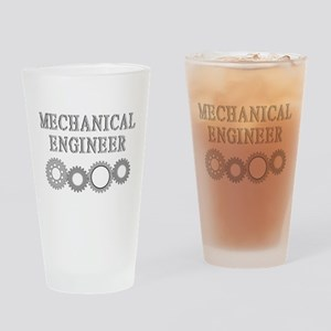 Mechanical Gears Drinking Glass