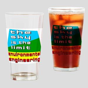 Environmental Engineer Drinking Glass
