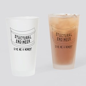 Stuctural Engineer Drinking Glass