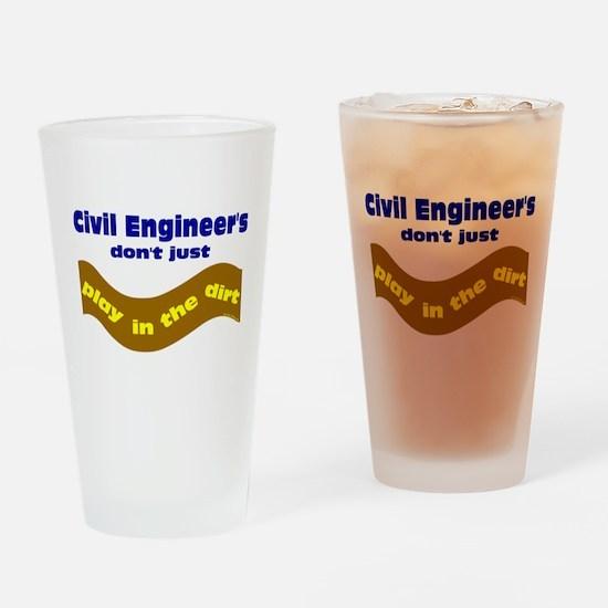 Civil Engineers Play Drinking Glass
