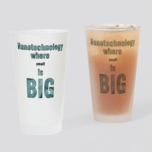 Nanotechnology is Big Drinking Glass
