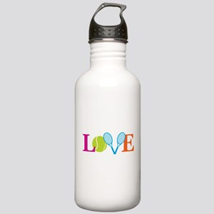 """Love"" Stainless Water Bottle 1.0L"